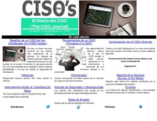 (The CISO Journal) Edición 15
