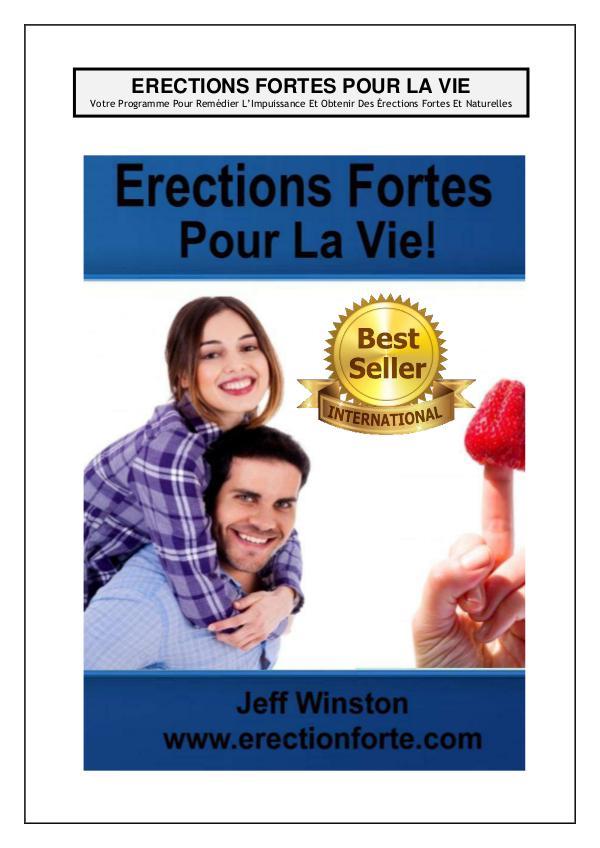 Erections Fortes Pour La Vie PDF / Avis Livre Gratuit Télécharge Erections Fortes Pour La Vie Jeff Winston