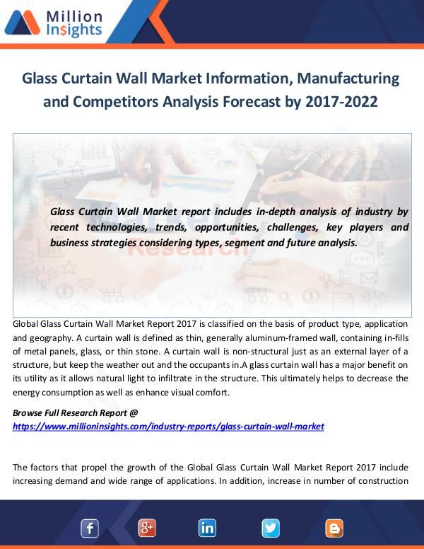 Market World Glass Curtain Wall Market