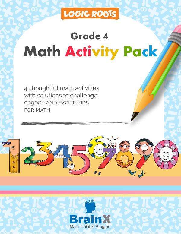 My first Magazine 4th-Grade-Math-Worksheets