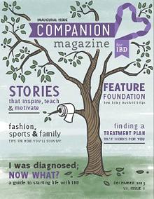 Companion Magazine for IBD