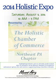 2014 - NEPA Holistic Chamber of Commerce