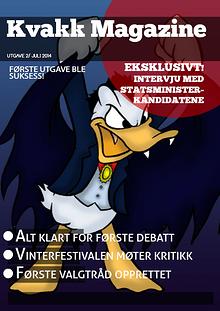Kvakk Magazine