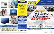 Buddy's Home Furnishings Specials