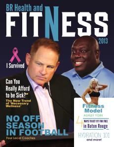 BR Health & Fitness Magazine Fall 2013