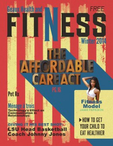 Geaux Health & Fitness Magazine Winter 2014