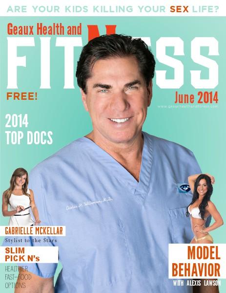 Geaux Health & Fitness Magazine June 2014