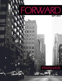 FORWARD MAGAZINE #myforwardlife