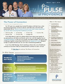 The Pulse of Providence