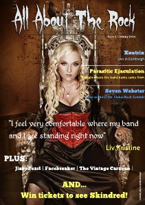 All About The Rock - Issue 1 - January 2014