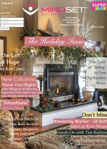 Mindset Self-Defense Volume 1, Issue 3 - The Holiday Issue