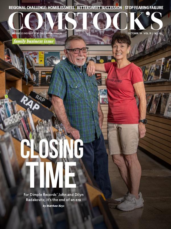 Comstock's magazine 1019 - October 2019