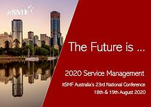 2020 itSMF Conference Prospectus