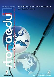 STOMATOLOGY EDU JOURNAL 2017, Volume 4, Issue 2