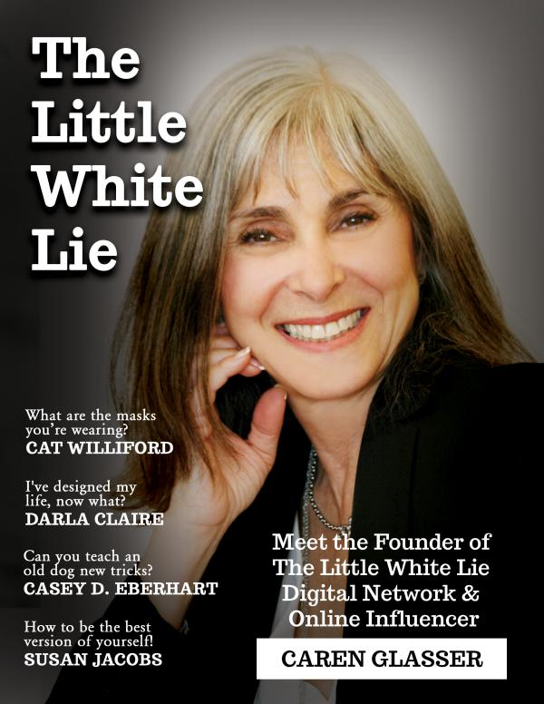 The Little White Lie Virtual Magazine Issue 1