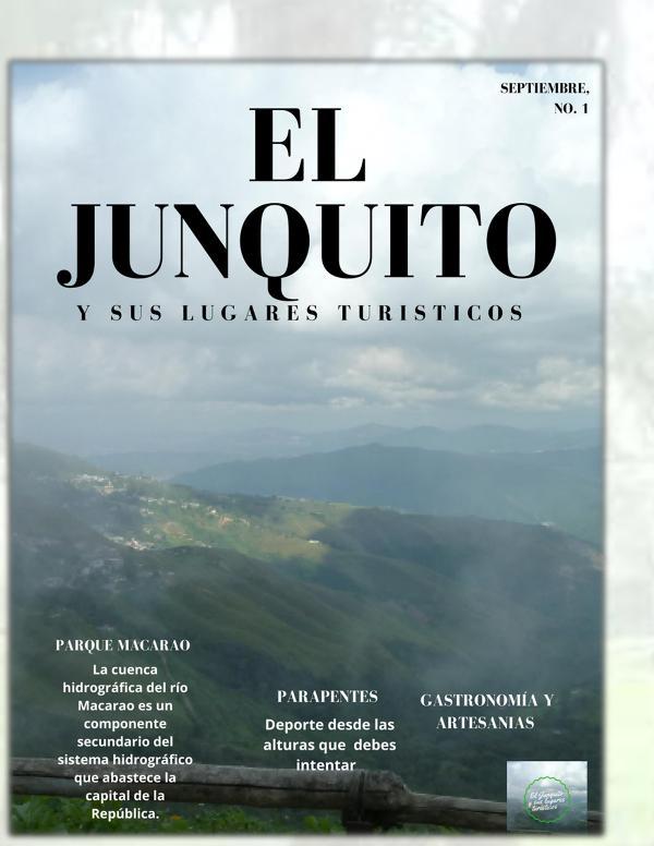 El Junquito y sus lugares turísticos Revista