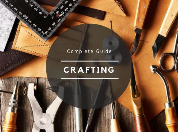 Free eBooks Complete Guide Of Crafting