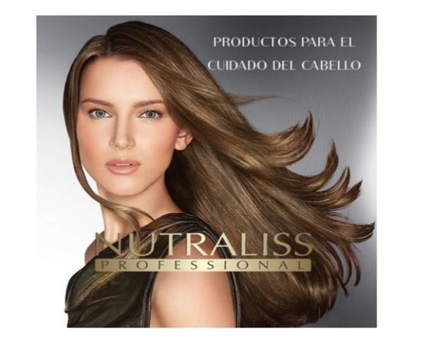 NUTRALISS PROFESSIONAL RD.. PRODUCTOS CAPILARES CATALOGO EN PDF