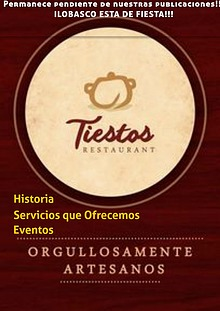 Restaurante Tiestos