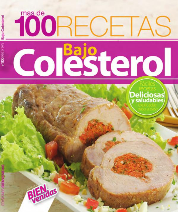 100 Recetas Bajo Colesterol 100  Recetas Bajo Colesterol
