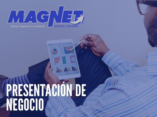 Presentación MAGNET SOLUCIONES