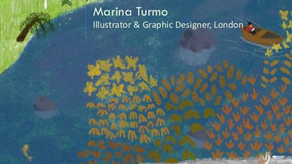 Marina Turmo - Illustrator & Graphic Designer, London Marina Turmo