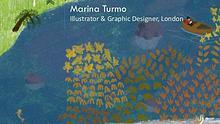 Marina Turmo - Illustrator & Graphic Designer, London