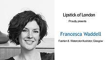 Francesca Waddell - Fashion & Watercolour Illustrator, Glasgow