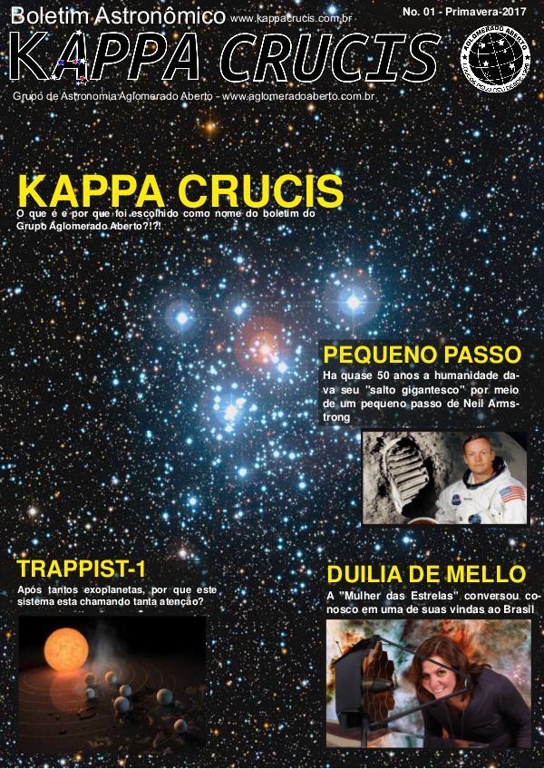 Boletim Kappa Crucis KAPPA01 -Primavera-2017
