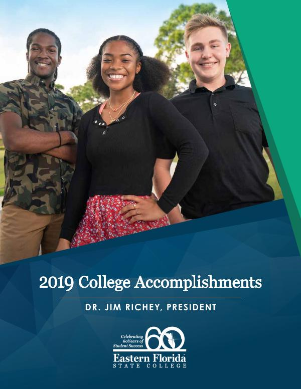 EFSC Accomplishments 2019