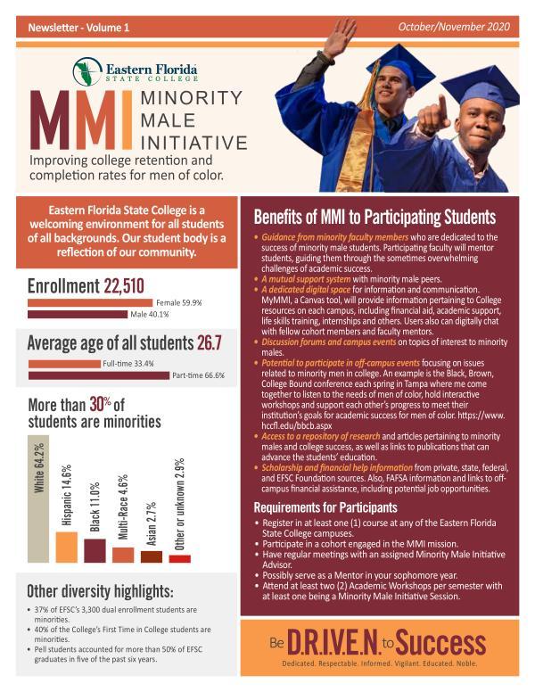 Minority Mail Initiative Newsletter October 2020