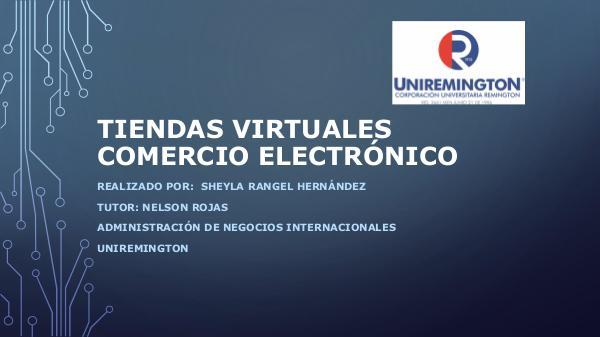 TIENDA VIRTUAL tienda virtual