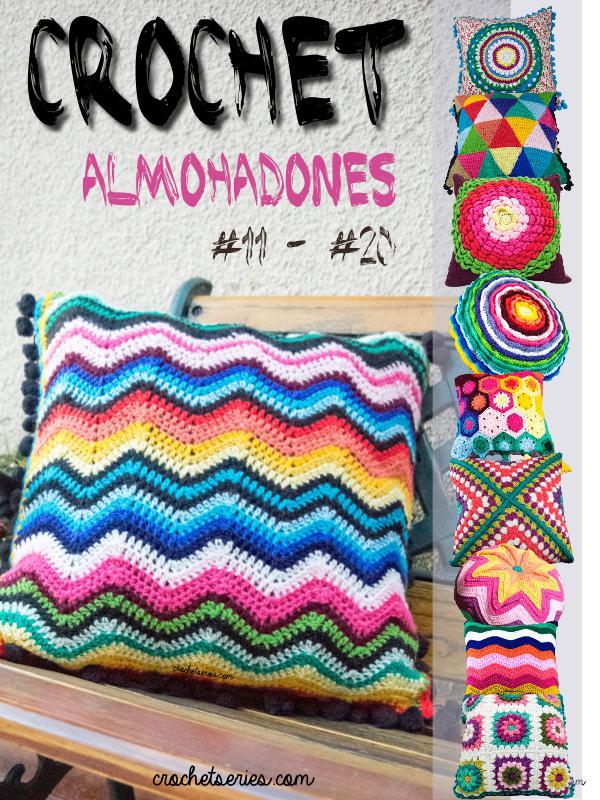 Crochet Series Almohadones Nro 02