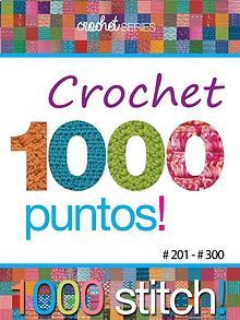 Crochet Series 1000 Puntos Crochet