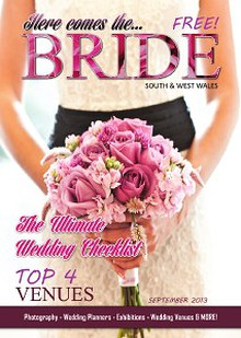 Here Comes The Bride - South & West Wales