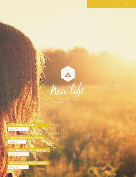 New Life Magazine February 2014     #4