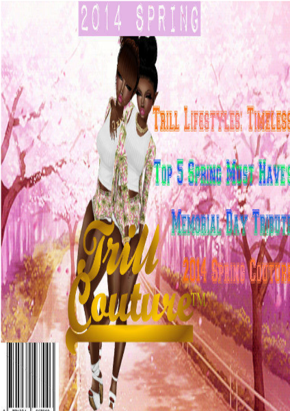 May 2014 Welcome To Spring  Issue
