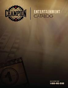 Entertainment Catalog Draft1