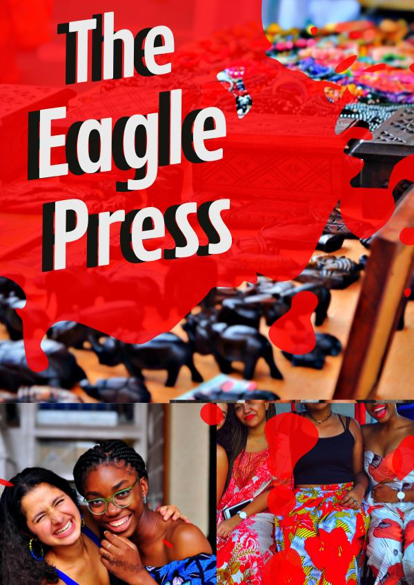 The Eagle Press October Issue