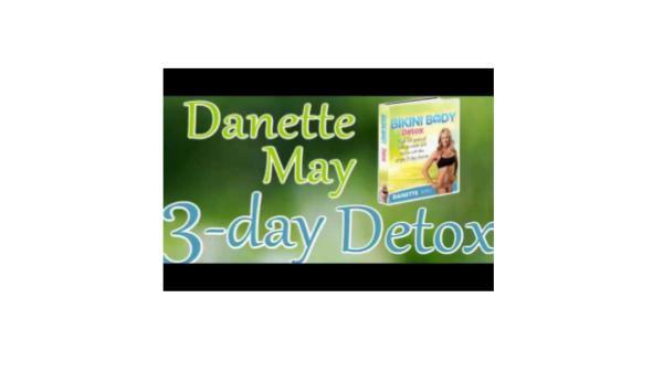 Danette May 3 Day Detox Bikini Body Recipes PDF Download Bikini Body Detox Review