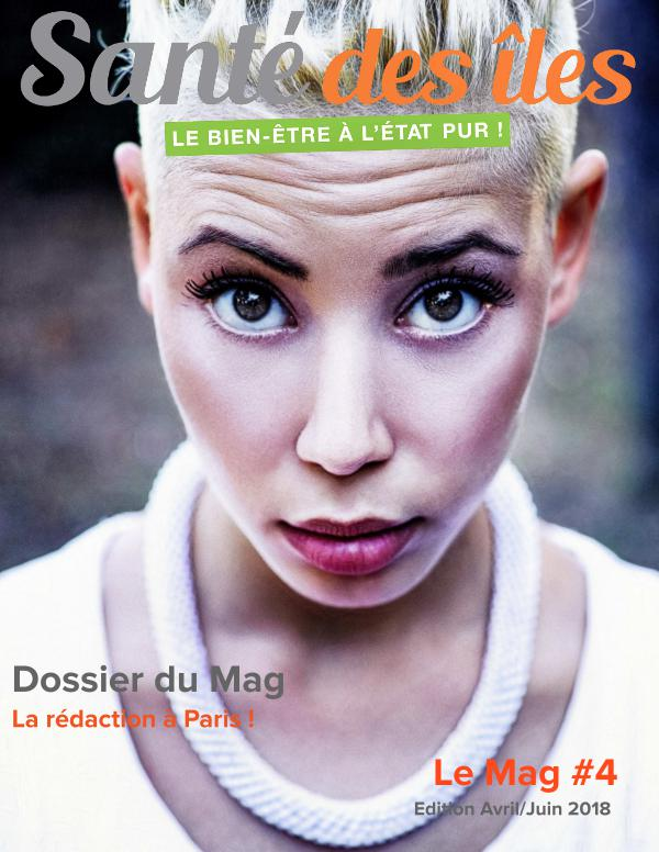 LeMag#4 - Edition Avril/Juin 2018