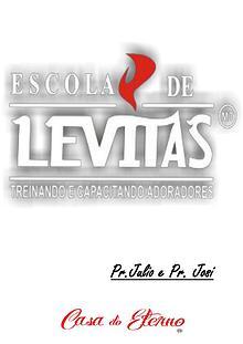 Curso De Levita - Casa do Eterno