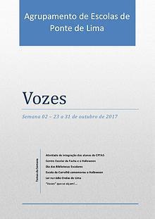 Revista Vozes