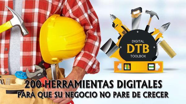 Digital ToolBox - Herramientas Digitales para su Negocio Versión V1