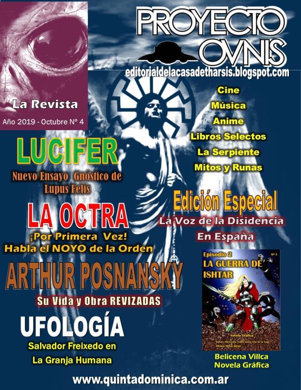 Proyecto Ovnis La Revista 4 Diciembre de 2019