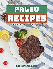Simple To Make Paleo Recipes eBook