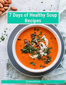 7 Days of Healthy Soup Recipes