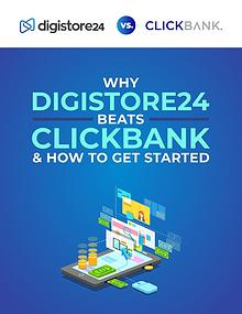 Digistore vs Clickbank Book