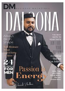 Dalgona Magazine has Launched First Edition on 1st May 2020