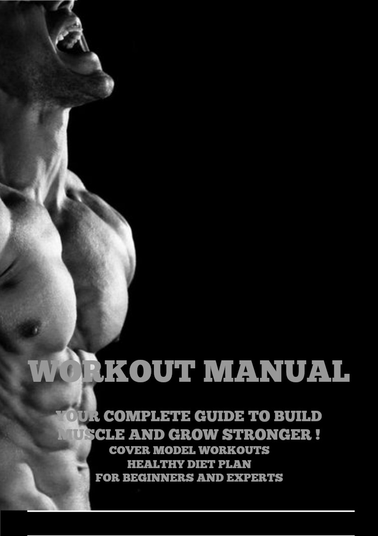 My first Magazine Workout manual
